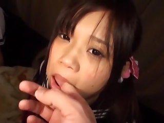 Incredible Japanese girl Nene Azami, Mikuru Miyakawa in Fabulous Toys, Big Tits JAV scene